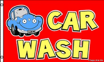 Car Wash Cartoon